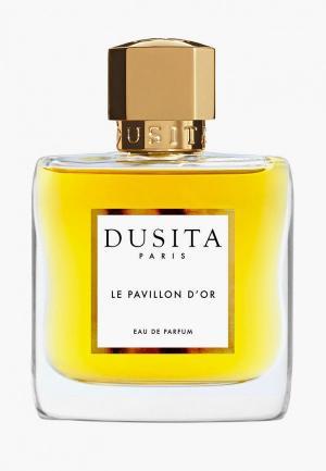 Парфюмерная вода Dusita. Цвет: желтый
