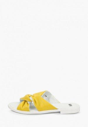 Сабо MCM. Цвет: желтый