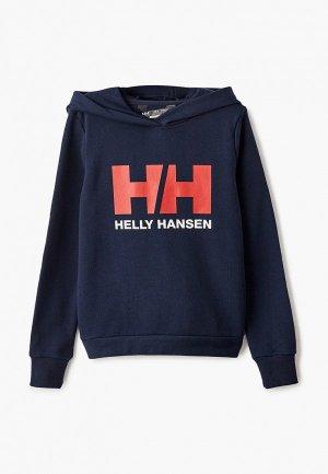 Худи Helly Hansen. Цвет: синий