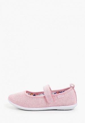 Туфли Kapika. Цвет: розовый