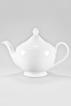 Чайник 570 мл Nikko. Цвет: белый