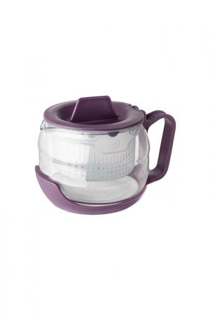 Чайник 700 мл APOLLO GENIO. Цвет: фиолетовый