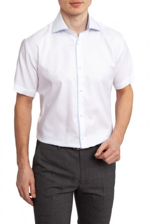 Сорочка KANZLER. Цвет: белый