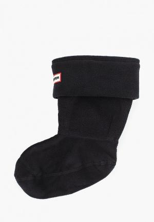 Носки Hunter. Цвет: черный