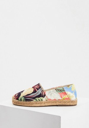 Эспадрильи Polo Ralph Lauren. Цвет: разноцветный