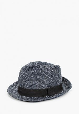 Шляпа Burton Menswear London. Цвет: синий