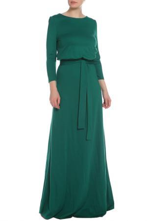 Платье La Reine Blanche. Цвет: зеленый