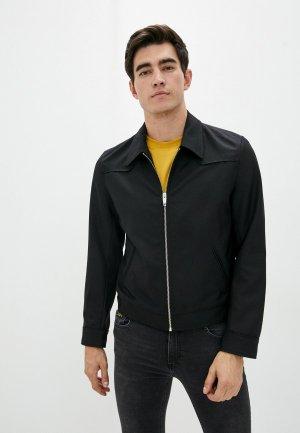 Куртка The Kooples. Цвет: черный