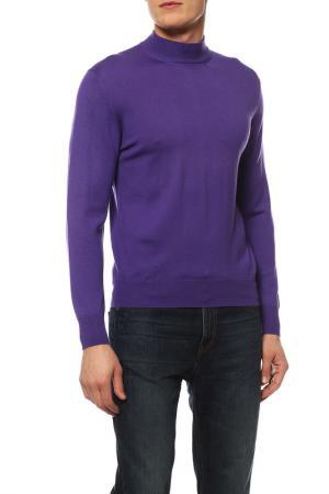 Водолазка GRAN SASSO. Цвет: фиолетовый