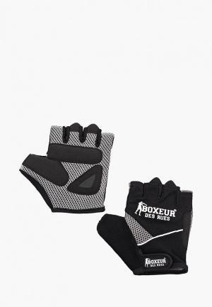Перчатки для фитнеса Boxeur Des Rues. Цвет: черный