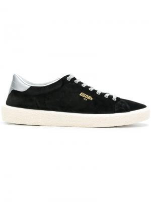 Теннисные кроссовки Golden Goose Deluxe Brand. Цвет: чёрный