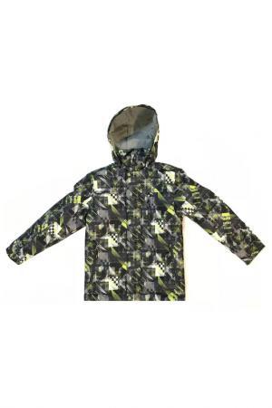 Куртка DEVANCE. Цвет: принт