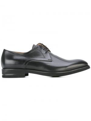 Туфли на шнуровке Dario B Store. Цвет: чёрный