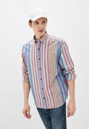 Рубашка Gant. Цвет: разноцветный