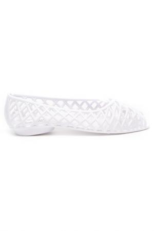 Ботинки American Apparel. Цвет: белый