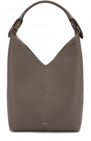 Сумка Large Build a Bag Anya Hindmarch. Цвет: темно-бежевый