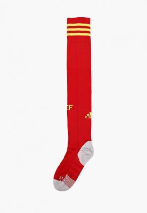 Гольфы adidas. Цвет: красный