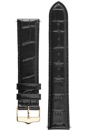 Ремешок для часов SIGNATURE. Цвет: черный