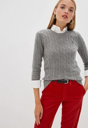 Джемпер Polo Ralph Lauren. Цвет: серый