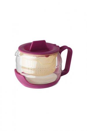 Чайник 700 мл APOLLO GENIO. Цвет: малиновый