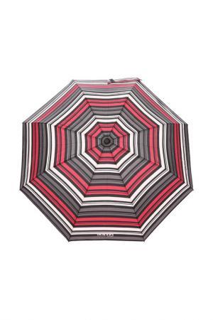 Зонт ISOTONER. Цвет: rayure magnolia