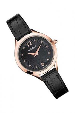 Наручные часы Maestria Lady BALMAIN. Цвет: черный