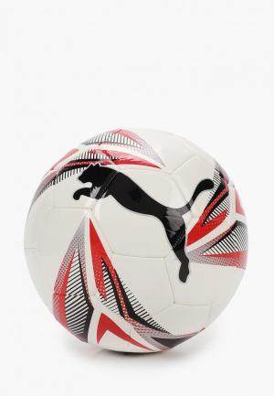 Мяч футбольный PUMA. Цвет: белый