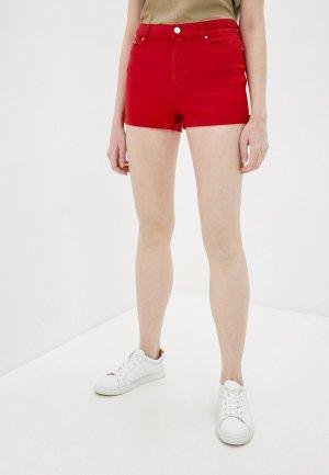 Шорты Karl Lagerfeld Denim. Цвет: красный