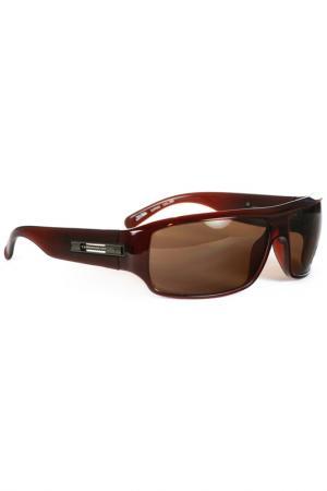 Очки солнцезащитные JEAN PAUL GAULTIER. Цвет: коричневый