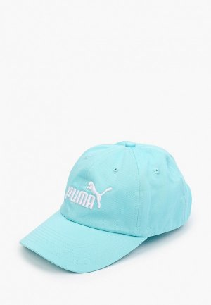 Бейсболка PUMA. Цвет: голубой