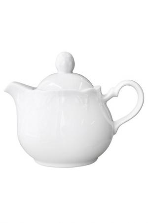 Чайник KAHLA. Цвет: белый
