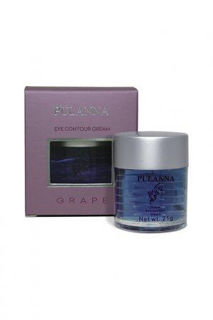 Крем для контура глаз PULANNA. Цвет: фиолетовый