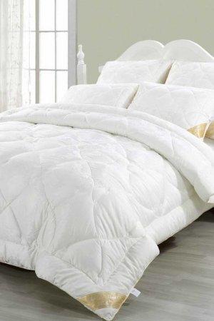 Silk Одеяло 195х215 Sofi De Marko. Цвет: белый