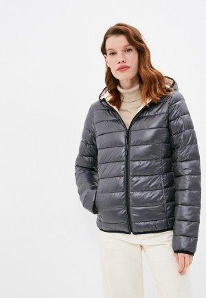 Куртка утепленная Q/S designed by. Цвет: серый