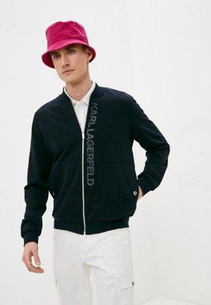 Олимпийка Karl Lagerfeld. Цвет: черный