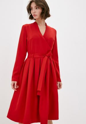 Платье Adzhedo. Цвет: красный