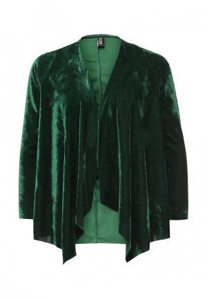 Жакет Love & Light. Цвет: зеленый
