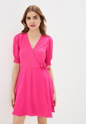 Платье Banana Republic. Цвет: розовый