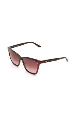 Очки солнцезащитные GUY LAROCHE. Цвет: 593 черепаховый