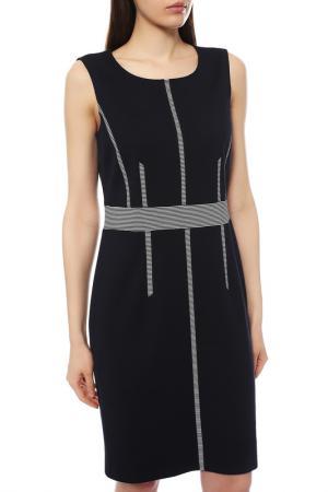 Платье BASLER. Цвет: синий