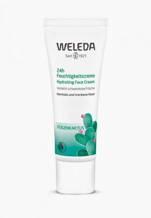 Крем для лица Weleda. Цвет: белый