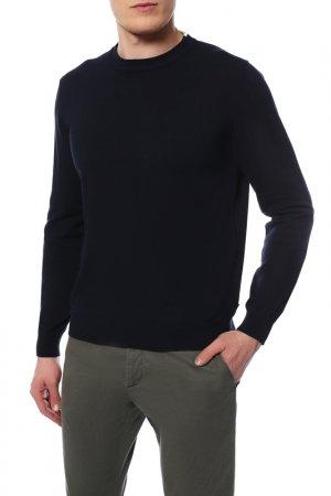 Пуловер MARINA YACHTING. Цвет: темно-синий