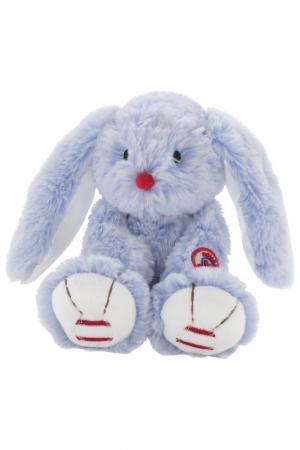 Руж - Заяц маленький голубой Kaloo. Цвет: голубой