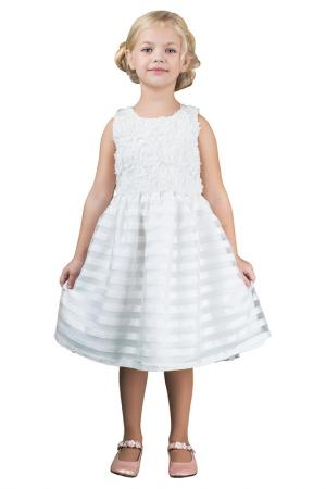 Платье BOOM. Цвет: белый