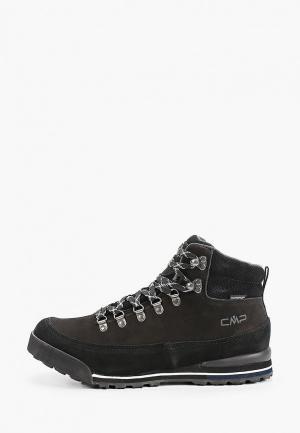 Ботинки CMP. Цвет: черный