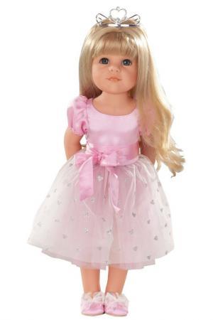 Кукла Ханна Принцесса Gotz. Цвет: бордовый