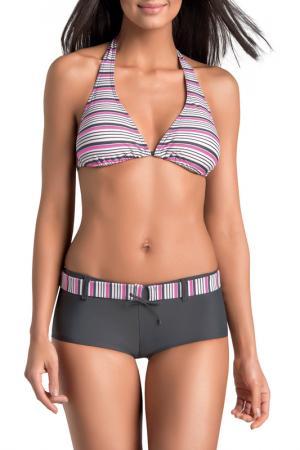 Swimsuit GWINNER. Цвет: graphite