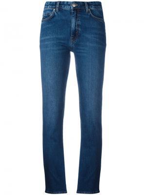 Джинсы Sill Mih Jeans. Цвет: синий