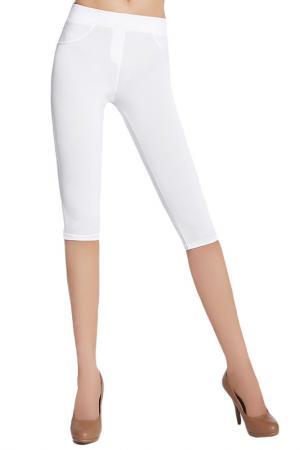 Leggings BAS BLEU. Цвет: white