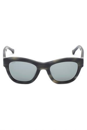 Солнцезащитные очки LOEWE. Цвет: серый